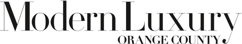 Modern Luxury Orange County sponsor
